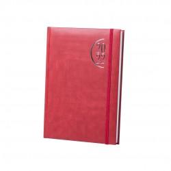 Agenda Waltrex Rojo