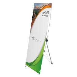 Banner Aluminio 80X198 Cm