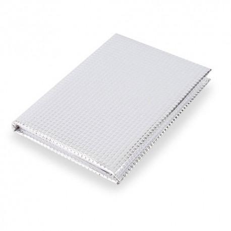 Notebook Metalic Plata