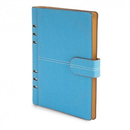 Agenda Milan Azul Dia Pagina