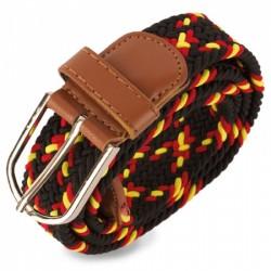 Cinturon Elastico Bandera/Ne