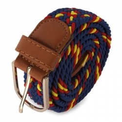 Cinturon Elastico Bandera/Ma