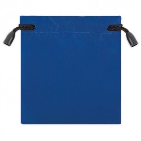 Bolsa De Microfibra Azul