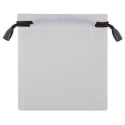 Bolsa De Microfibra Blanca