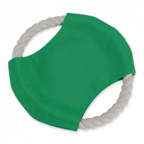 Frisbee Mascota Verde
