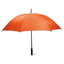 Paraguas Antiventisca Naranja