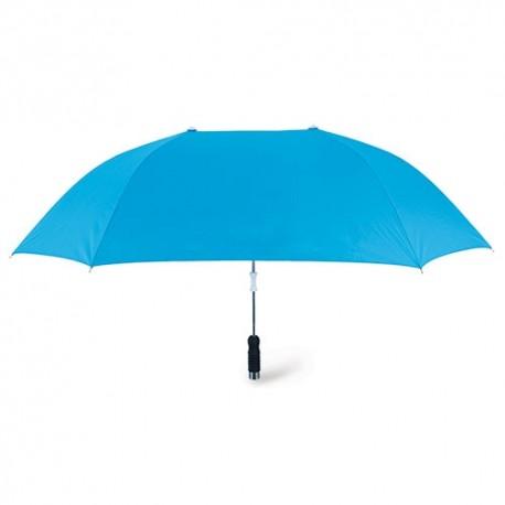 Paraguas Duo Azul