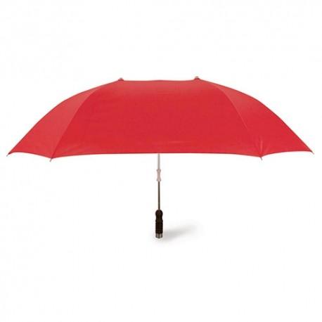 Paraguas Duo Rojo