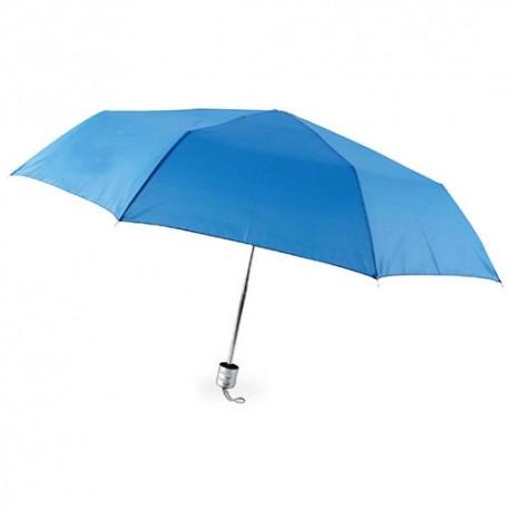 Paraguas Plegable Cromo Royal