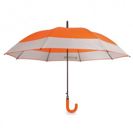 Paraguas Automatico Family Naranja