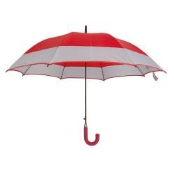 Paraguas Automatico Family Rojo