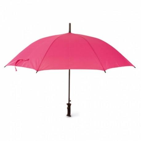 Paraguas Automatico Fucsia