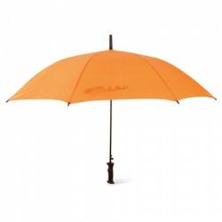 Paraguas Automatico Naranja