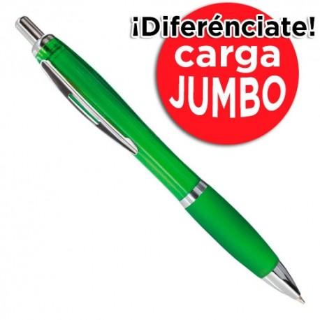 Boligrafo Cx Verde