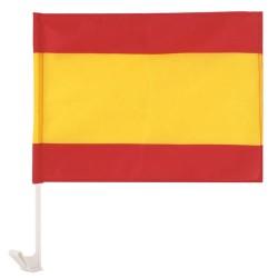 Bandera Coche España