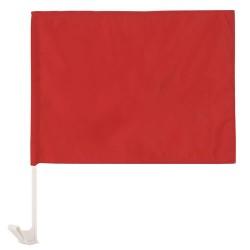 Bandera Coche Roja