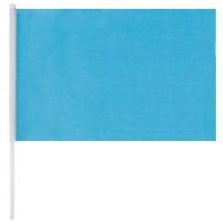 Banderin Animacion Azul Medio
