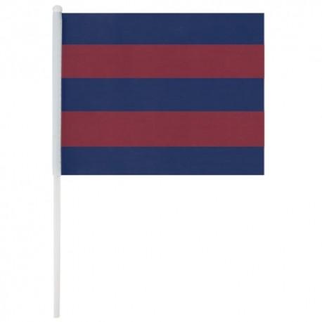 Banderin Azul Granate