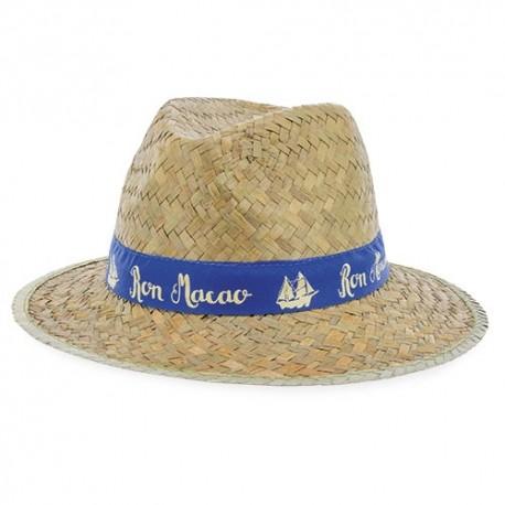Sombrero Paja Capo Verdoso