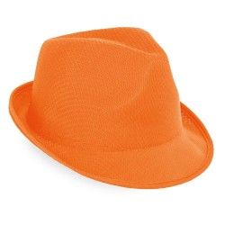 Sombrero Premium Naranja