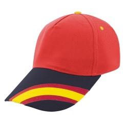 Gorra Nacional 5 Paneles Ro