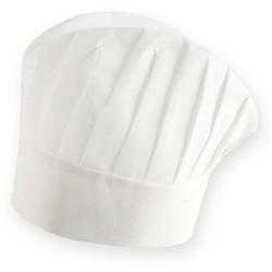 Gorro Cocinero Nw Blanco