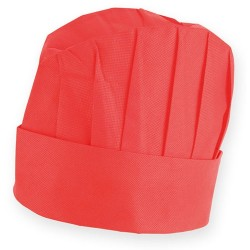 Gorro Cocinero Nw Rojo