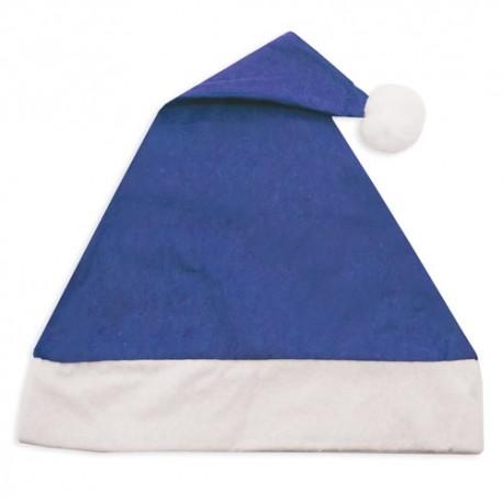 Gorro De Navidad Azul