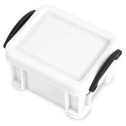 Pastillero Box Blanco