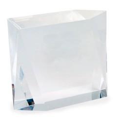Cristal Forma Cuadrado