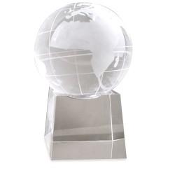 Cristal Bola Mundo Grande