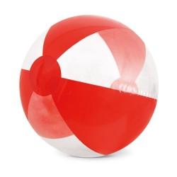 Balon De Playa Transparente Ro