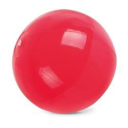 Balon De Playa Rojo