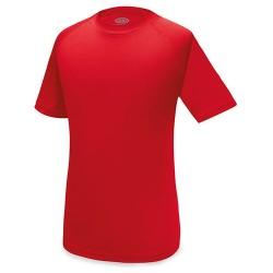 Camiseta Light D&F Hombre Roja