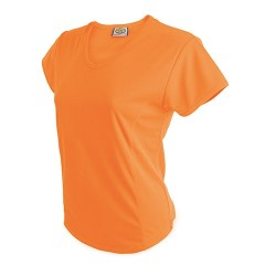 Camiseta Mujer D&F Na Fluo L
