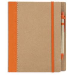 Cuaderno A5 Carton Reciclado Na
