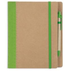 Cuaderno A5 Carton Reciclado Ve