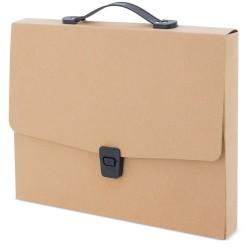 Maletin Carton Reciclado