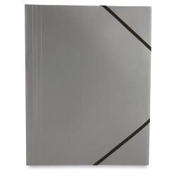 Carpeta Silver Con Gomas Pt