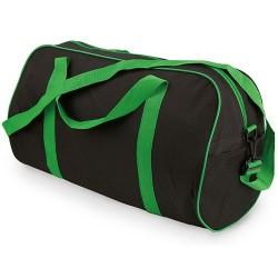 Bolsa Deporte Gran Capacidad Negro/Verde