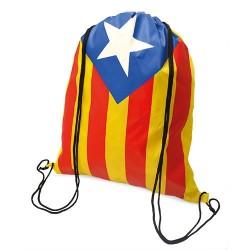 Bolsa Mochila 210T Independentista Catalana