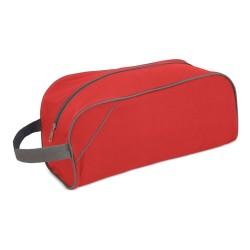 Zapatillero Nylon Rojo
