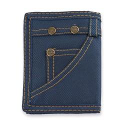Cartera Jeans Azul