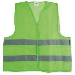 Chaleco Ligero Poliester Verde