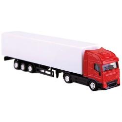 Camion Trailer Rojo