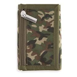 Monedero Camuflaje Military