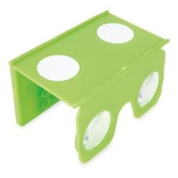 Visor Vr 3D Verde