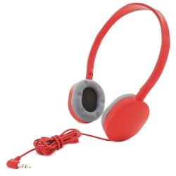 Auriculares King Rojos