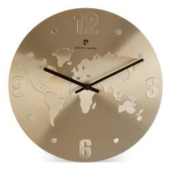 Reloj Mundi Mapa Or