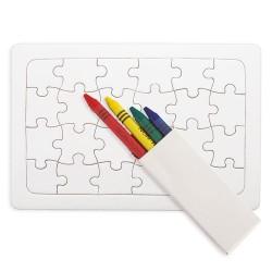 Puzzle Con Ceras Piki